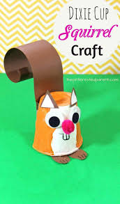 Paper Cup Crafts For Kids Best Cool Craft Ideas