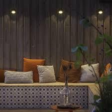 blink low voltage garden light 12v outdoor wall light