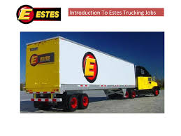 Estes Trucking Jobs By Findtruckdrivingjobs - Issuu