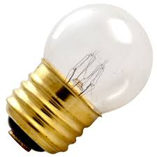 20s11 102 bulb 20w 120v s11 incandescent medium base topbulb