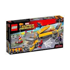 Bandingkan Harga Comic Con LEGO Super Heroes 76067 Tanker Truck ...