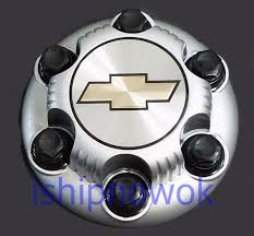 CENTER CAP FITS Chevrolet Silverado Tahoe Express 1500 6-lug Truck ...