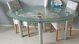 esszimmer tisch küchentisch glastisch