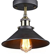 industrial ceiling light welcoming spaces flush mount lighting and