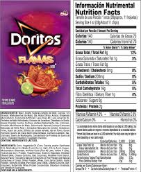 DORITOSR Spicy Sweet Chili Flavored Tortilla Chips