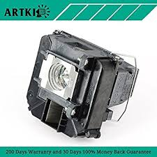 amazon com electrified elplp68 v13h010l68 replacement l with