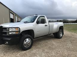 2014 Chevrolet Silverado 3500HD 4x4 Regular Cab Dually For Sale In ...