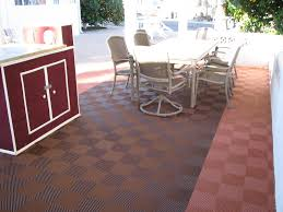 Inexpensive Patio Floor Ideas by Extraordinary Tile For Patio Floor In Budget Home Interior Design