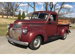 1946 Chevrolet Pickup For Sale | ClassicCars.com | CC-970546 1946 Chevy 3105 12 Ton Panel Delivery Truck Picture Car Locator Tkzautomotive One Trucks Pinterest Classic Dually Gmc Coe Coe Tow Chevrolet Art Deco V8 Hotrod Truck Project Pickup Rust Free Body Off Complete Restoration Bobber The Hamb Stylemaster Wikipedia Chevy For Sale Pick Up 5 Aos De Image Result Pickup Carstrucks 12ton 1936 Master Deluxe Sport