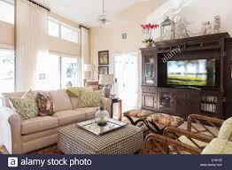 schaufenster wohn heimische wohnzimmer interieur usa