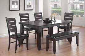 LADER DINING SET WITH BENCH
