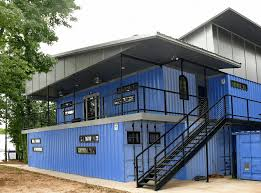 104 Steel Container Home Plans 4 Luxury Features E M S