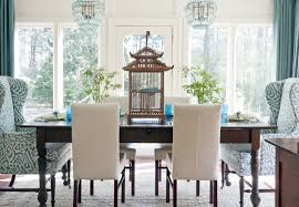 Dining Set With Different End Chairs And Side