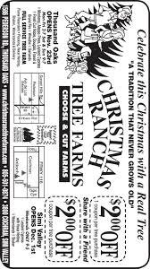 Leyland Cypress Christmas Tree Farm by Christmas Ranch Tree Farms Thousand Oaks Ca