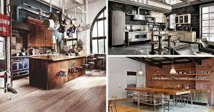cuisine industrielle industrielle 43 inspirations pour un style industriel