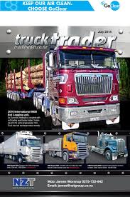 100 Single Unit Truck Trader July 2018 By NZing Issuu
