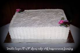 Pictures Of Wedding Sheet Cakes Photo