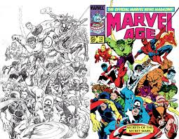 Comic Book Coloring Then And Now Throughout Strip Pages