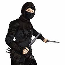 FileHuman Assassin Female Potrait