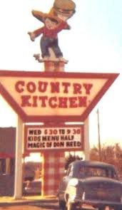 Don Reed Began Performing At The Country Kitchen Restaurant In Nevada Missouri