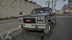 1989 GMC Suburban - GTA5-Mods.com Gmc We Rarely See This Body Style Looks Like A 49 From 1949 100 12 Ton Pickup Turck Long Bed Original Hot Rat Rod Truck W Fbss Air System Cce Hydraulics Flickr 2018 New Sierra 1500 4wd Double Cab Standard Box Sle At Banks Chevy Pickup 22 Inch Rims Truckin Magazine For Sale Classiccarscom Cc1067961 Cc1087668 Chevygmc Brothers Classic Parts Cc1073330 1989 Suburban Gta5modscom