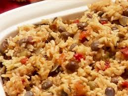 cuisine pigeon pigeon peas and rice food so mall