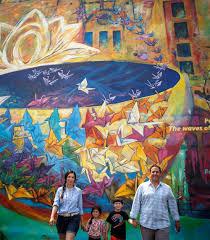 mural mile walking tours mural arts program city of philadelphia