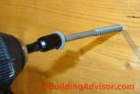 Usp Deck Designer Requirements choosing deck fasteners u0026 connectors buildingadvisor