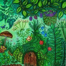 549 Best Enchanted Forest Johanna Basford Images On Pinterest