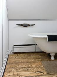 Tiling A Bathroom Floor On Plywood by 101 Best Flooring Ideas Images On Pinterest Homes Flooring