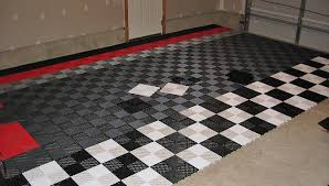 the benefits of vinyl composite tile vct garage