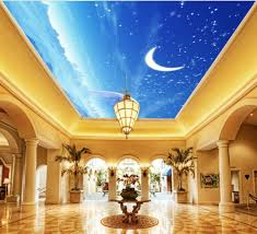 fototapete benutzerdefinierte tapete decke schöne wohnzimmer decken tapeten für wohnzimmer dekoration