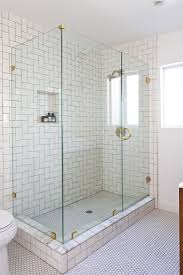 bathroom clear glass shower design ideas with home depot bathroom