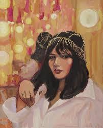 100 Archibald Jones Laura Nakkiah In Her Dressing Room Prize