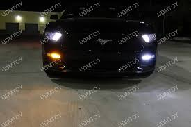 ford mustang switchback led daytime running lights turn signal