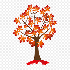 Ashtanga Vinyasa Yoga Hatha Autumn Tree