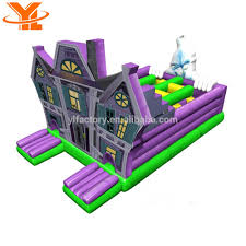 Halloween Inflatable Haunted House Archway by Haunted Bounce House Haunted Bounce House Suppliers And