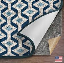 Felt Rug Pads For Hardwood Floors by Natural Rubber Rug Pad Solution Of Slipping Rug
