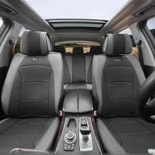 Awesome Awesome Car SUV Truck PU Leather Seat Cushion Covers Full ... 12v Car Truck Seat Heater Cover Heated Black Cushion Warmer Power Wondergel Extreme Gel Viotek V2 Cooled Trucomfort Climate Control Smart For Cooling For 12v Auto Top 10 Best Most Comfortable Cushions 2018 Ergonomic Reviews Office Chair Manufacturers Home Design Ideas And Posture Driver Amazoncom Aqua Aire Customizable Water Air Orthoseat Coccyx Your Thoughts