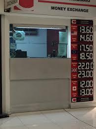 bureau de change moins cher acheter des pesos mexicains