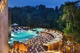 100 Hanging Garden Hotel Bali Infinity Luxury Tour