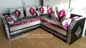canap sur mesure pas cher housse de canapé marocain pas cher canape et fauteuil noir d angle