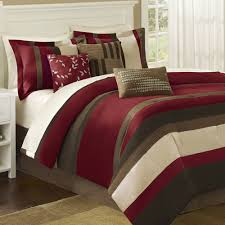 Boulder Stripe 7 pc forter Bed Set
