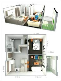 100 Tiny Apartment Layout 1 Bedroom Design Ideas One Bedroom Plans