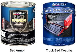 Duplicolor Bed Armor by Truck Bed Refinishing Touch Up Zone