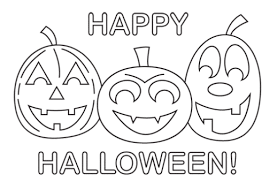 Full Size Of Coloring Pagesamazing Halloween Pages You Can Print Happy Printable 518x340 Large