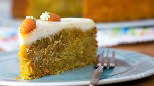 karottenkuchen rüblikuchen oder möhrenkuchen