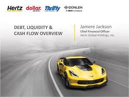 100 Thrifty Truck Rentals HTZ Stock Hertz Global Holdings Inc SEC Filings