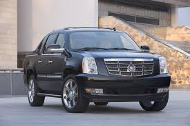 GM discontinues Cadillac Escalade EXT pickup LeftLaneNews