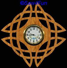 scroll saw wood clock plans plans diy free download free pvc bar